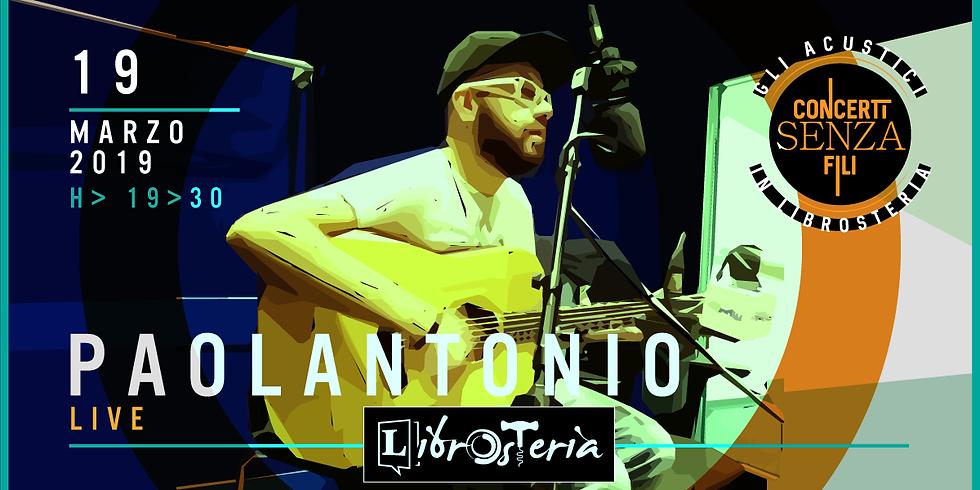 Paolantonio live - Concerti senza fili