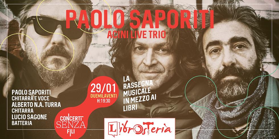 Paolo Saporiti / Concerti senza fili