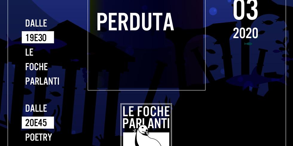 Le Foche Parlanti - Poetry Club