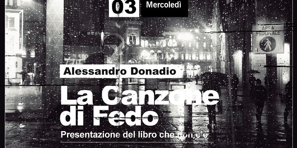 La Canzone di Fedo_Recital