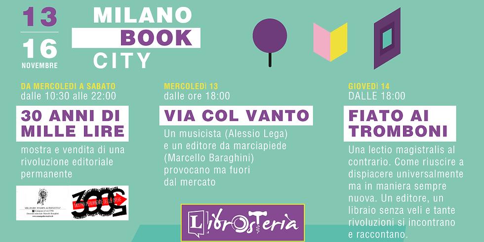 Milano Book City in LibrOsteria