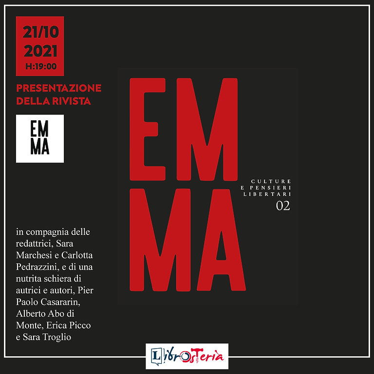 EMMA - presentazione della rivista