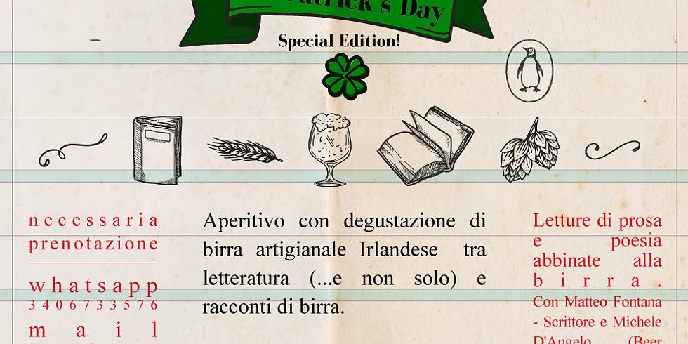 Birra tra le righe - St.Patrick's special edition!