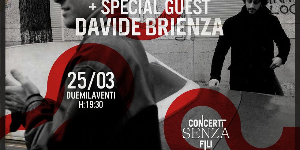 Caboose + special guest Davide Brienza - Concerti senza fili