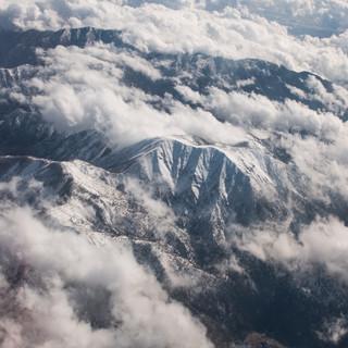 Rockies Below