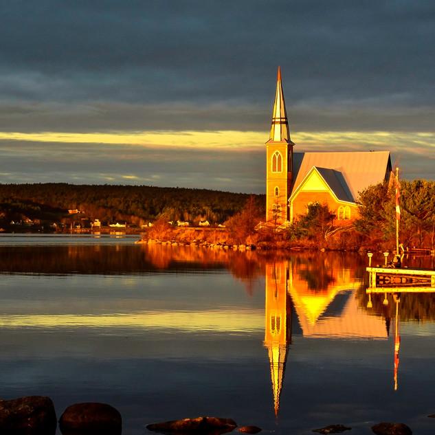 St. Marks Reflection
