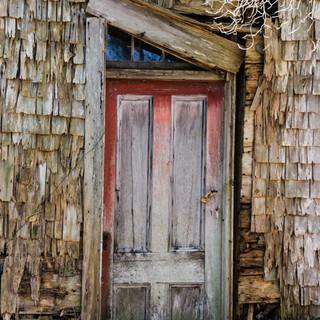 Hants Red Door