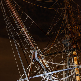 Star of India Bowsprit