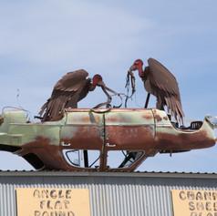 Steelin' Vultures