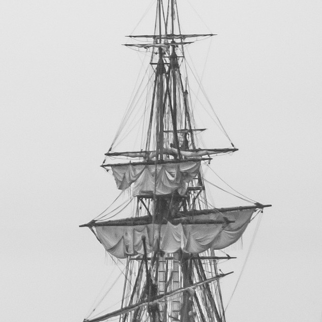 French Frigate Hermione