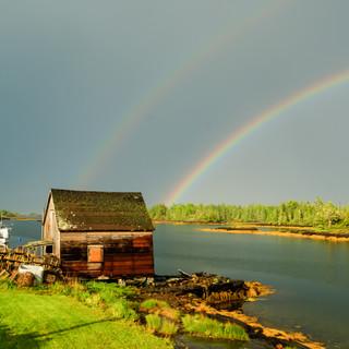 Rainbow Shed