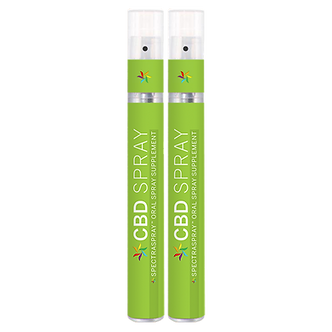 CBD Oral Spray Kit