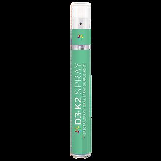 D3 + K2 Spray, 2500 IU D3, oral  vitamin spray by SpectraSpray