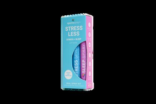 Stress Less Spray Vitamin Kit