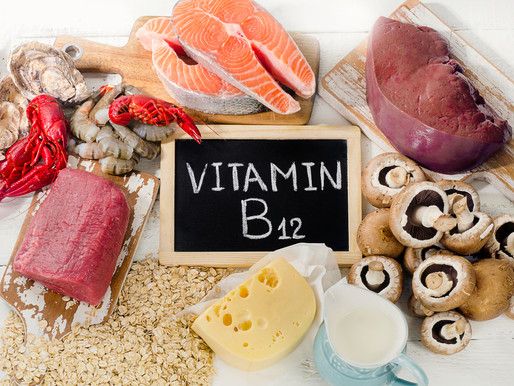 Vitamin B12 – Our Energy Super Hero- Part 1