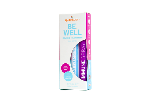 Be Well Spray Kit