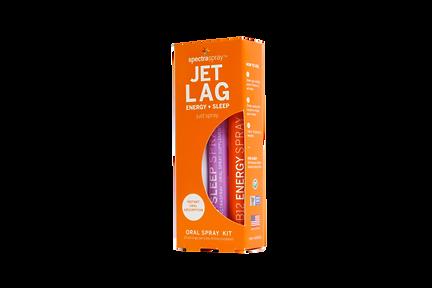 Jet Lag Spray Vitamin Kit