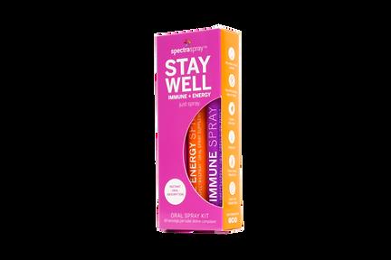 Stay Well Spray Vitamin Kit