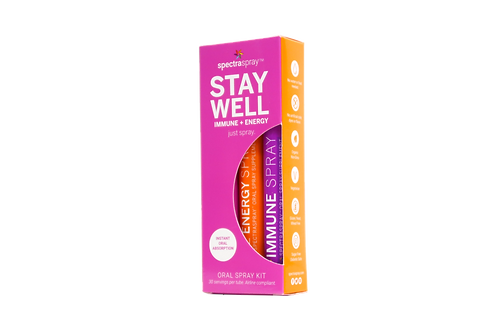Stay Well Spray Vitamin Kit