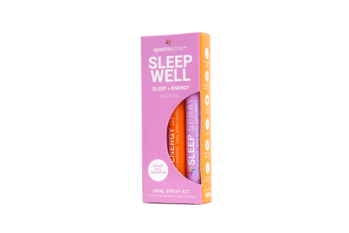 Sleep Well Spray Vitamin Kit