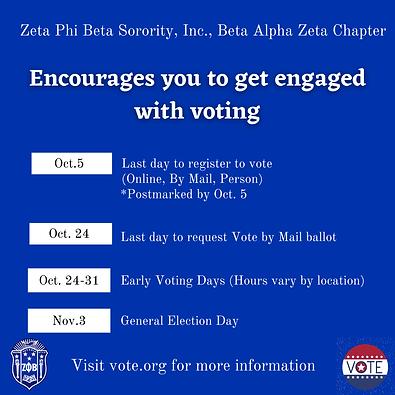 All Dates  Voting Information- Zetas Get