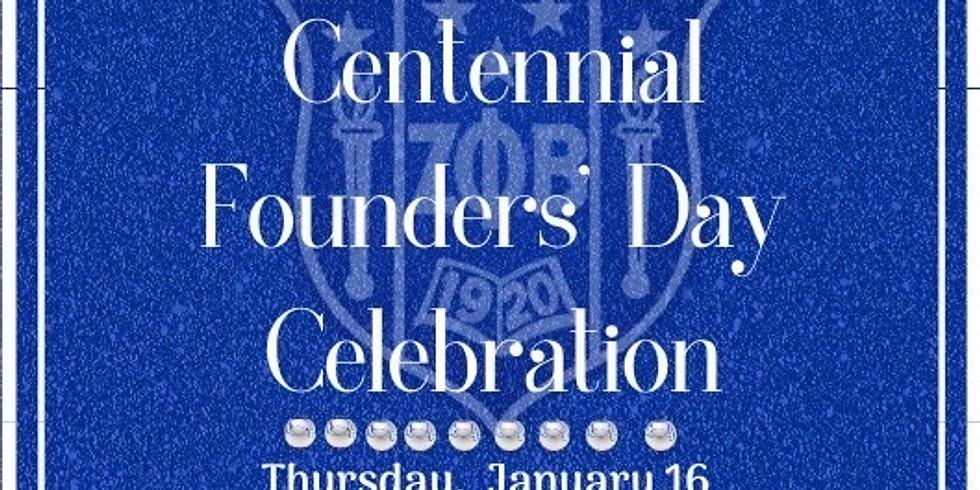 Centennial Founders' Day Celebration