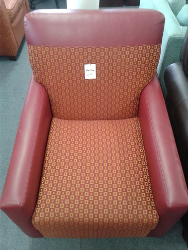 Big Red Comfy Chair