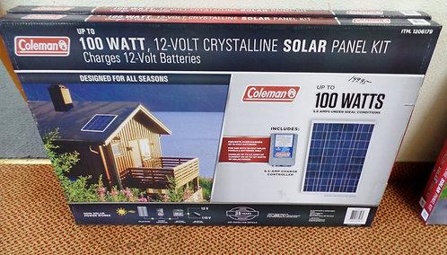 Coleman 12V Solar Panel Kit