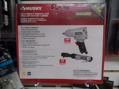 Impact Wrench & Air Ratchet Combo