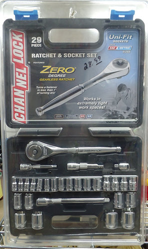 Ratchet & Socket Set