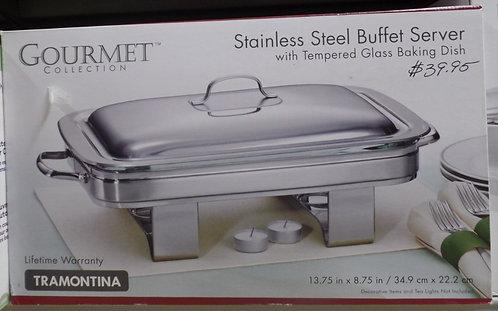 Stainless Steel Buffet