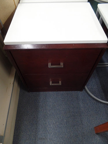 2 Drawer night stand (very sturdy)