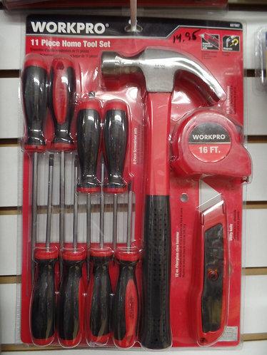 11pc Home Tool Set