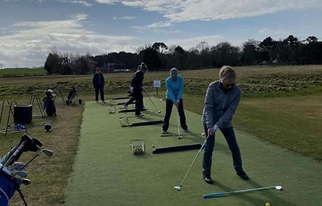 Group-golf-lesson-north-berwick