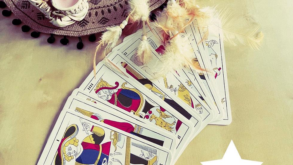Initiation au tarot divinatoire et psychologique