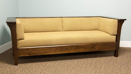 Prairie Spindle couch