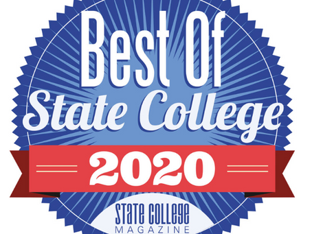 Best of State College 2020? VOTE FOR FITOLOGY!