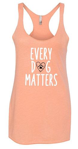 Every Dog Matters Tank