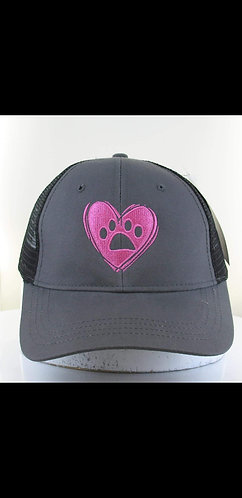 Heart logo Trucker Hat