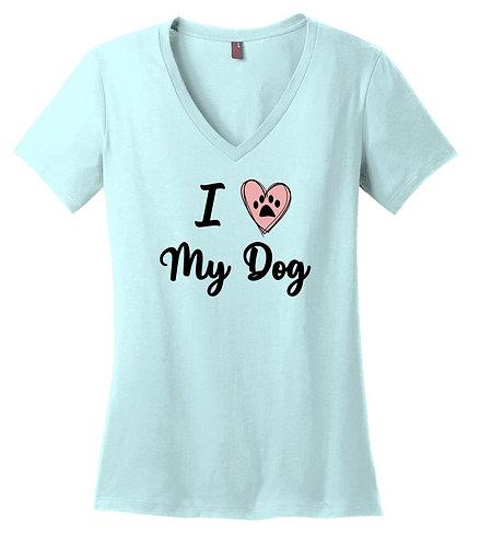 I 💗  My Dog