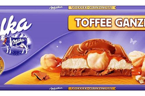 שוקולד מילקה TOFFEE (טופי) 300 גרם