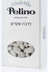 דרז'ה שקדים  (pelino) בצבע לבן 1 קילו