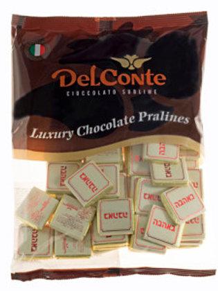 נפוליטן (Delconte) שוקולד באהבה פרווה 500 גרם משקולדיס