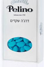 דרז'ה שקדים (pelino) בצבע כחול 1 קילו