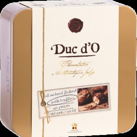 Duc d'O שוקולד בלגי משובח 500 גרם