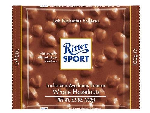 ריטר ספורט חלב אגוזים שלמים