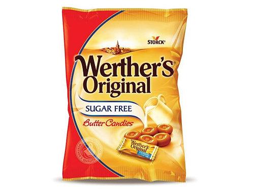 סוכריות וורטרס אוריג'ינל בטעם חמאה ללא סוכר