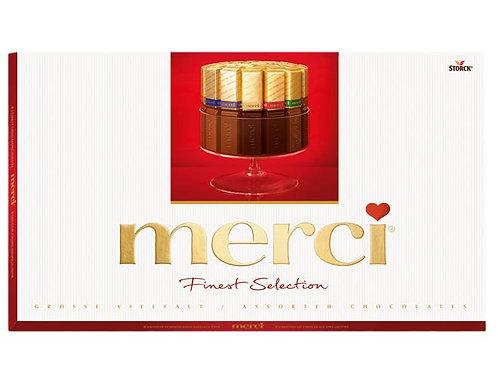 שוקולד מרסי 400 גרם