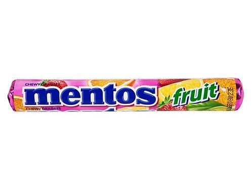 מנטוס פירות 5 יחידות