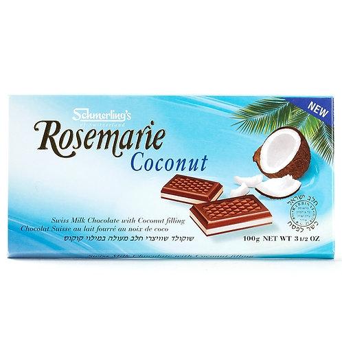שוקולד רוזמרי קוקוס